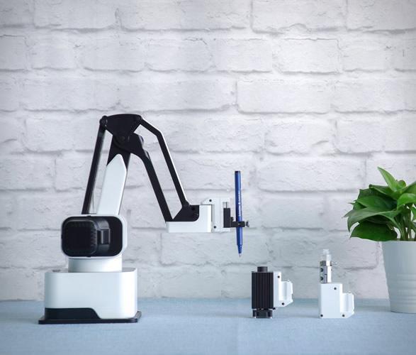 hexbot-desktop-robotic-arm-4.jpg | Image