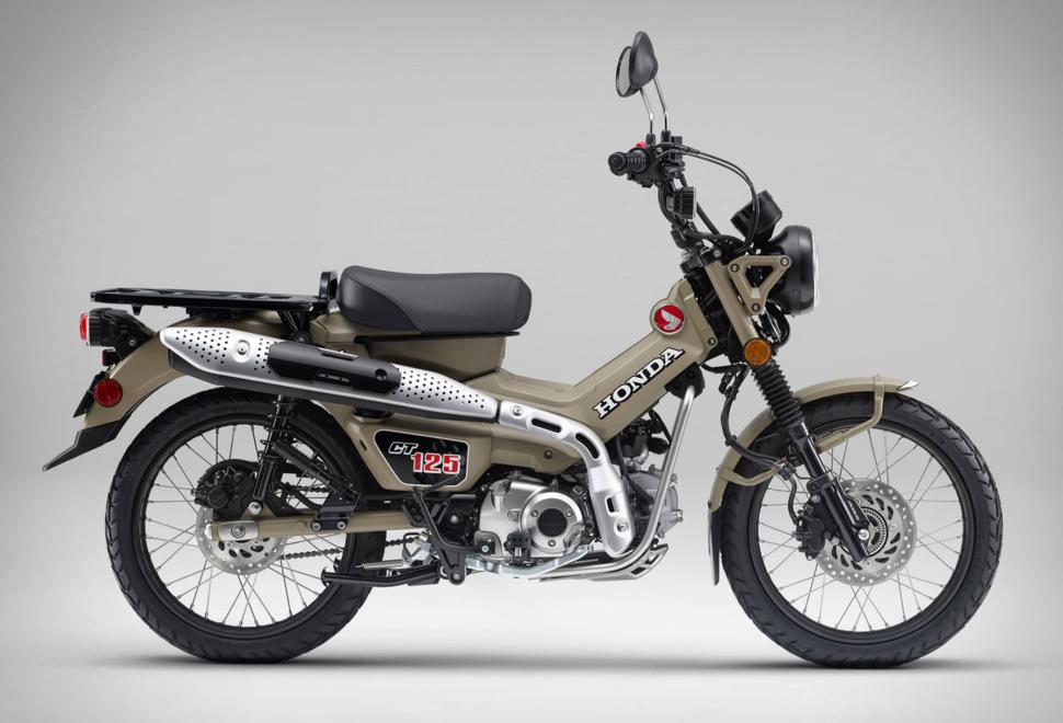 Honda CT125 Hunter Cub | Image