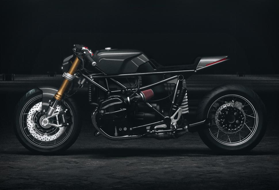 Hookie BMW R NineT Cobra | Image