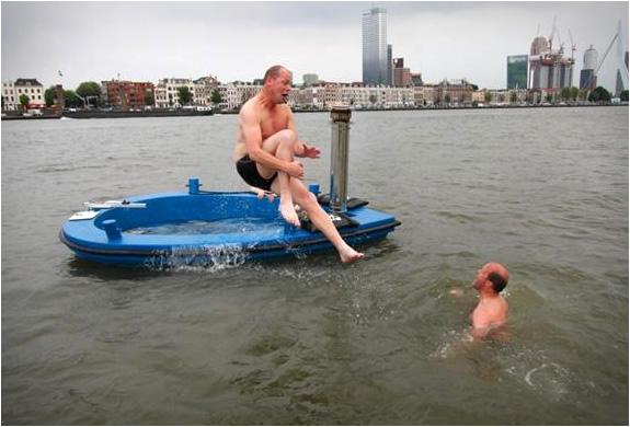 Hot Tug Jacuzzi Boat 5 Jpg Image