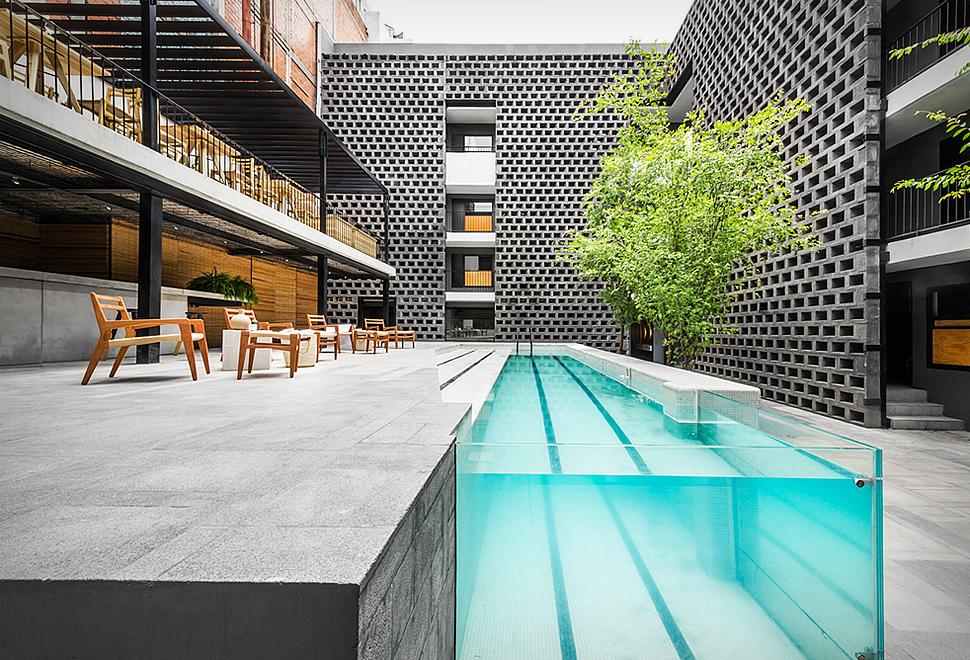 Hotel Carlota Mexico