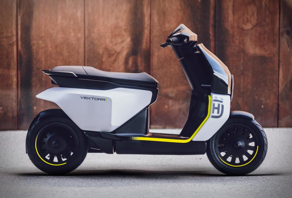 Husqvarna Vektorr Electric Scooter | Image