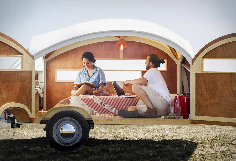 Hutte Hut Camper | Image