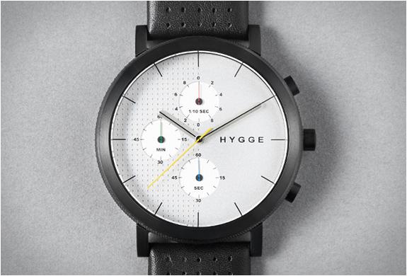 HYGGE 2204 CHRONOGRAPH | Image