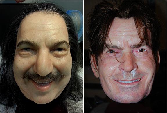 Hyperflesh Masks
