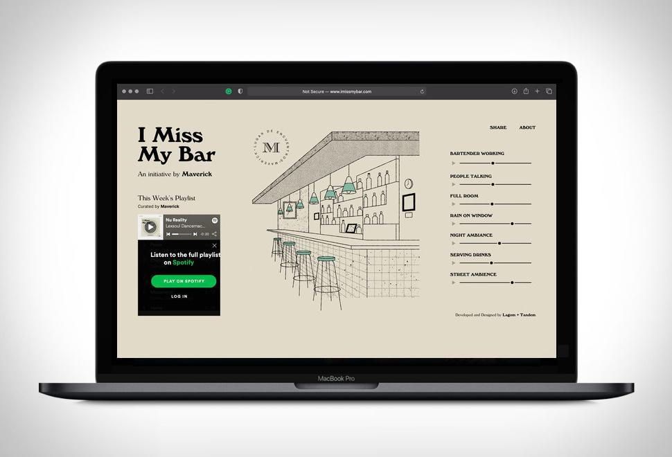I Miss My Bar | Image