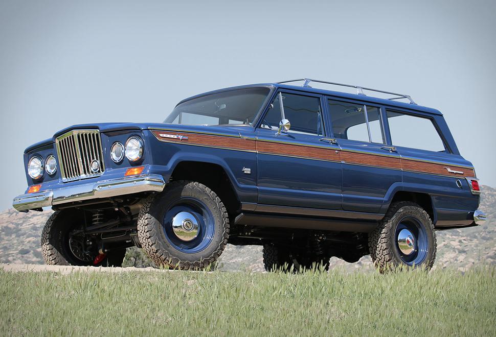 Icon Jeep Wagoneer | Image