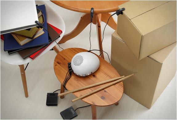Korg Cliphit | Clip Drum Kit | Image