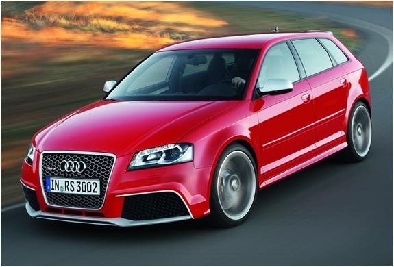 2011 Audi Rs3 Sportback | Image