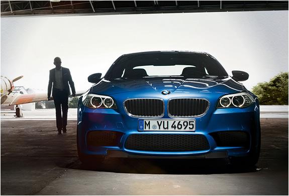 2012 BMW M5 | Image