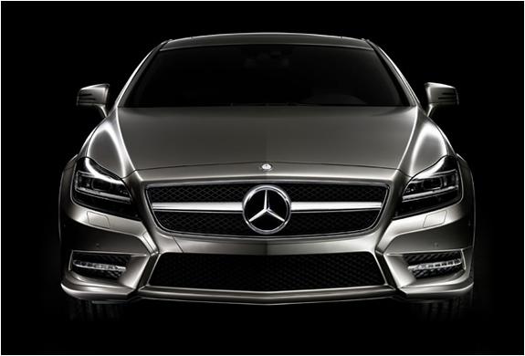 2012 Mercedes-benz Cls | Image