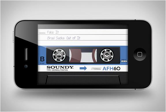 Air Cassette App | Image