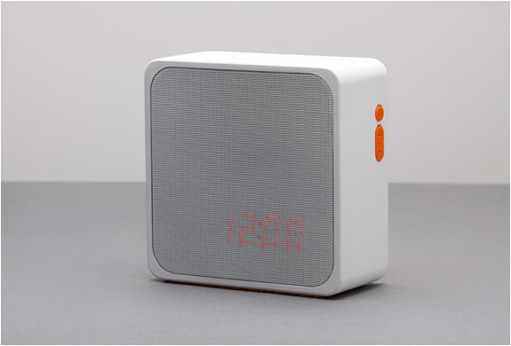 Alba Me Alarm Clock | By Furni | Image