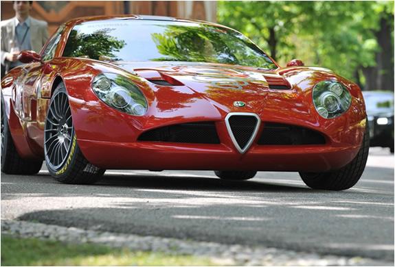 Alfa Romeo Tz3 Corsa | Limited Edition By Zagato | Image