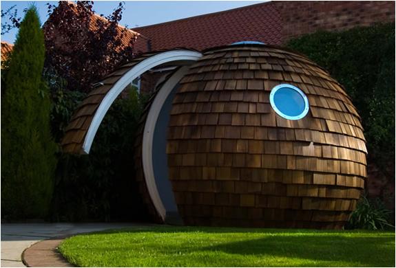 Archipod Garden Office | Image