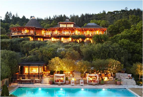 AUBERGE DU SOLEIL | NAPA VALLEY CALIFORNIA | Image