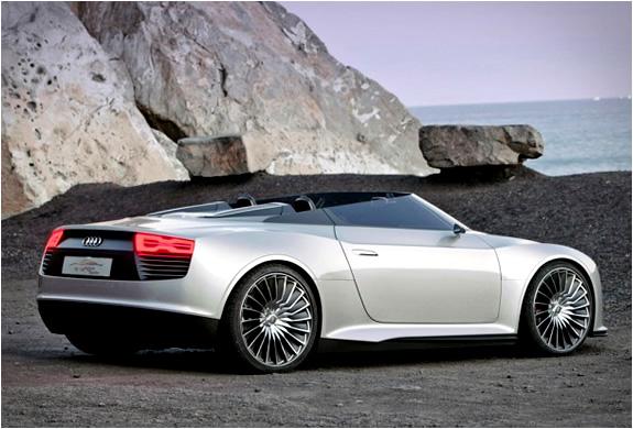 Audi E-tron Spyder | Image