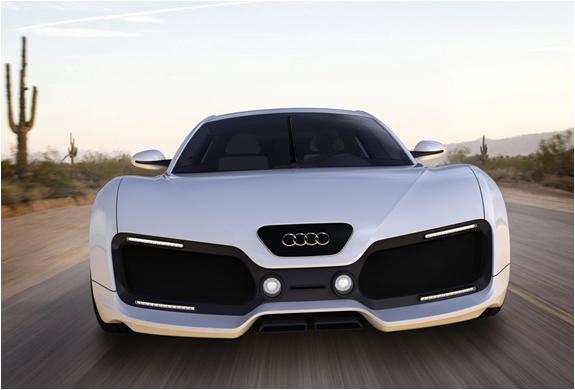 Audi Rs7 Concept | Image