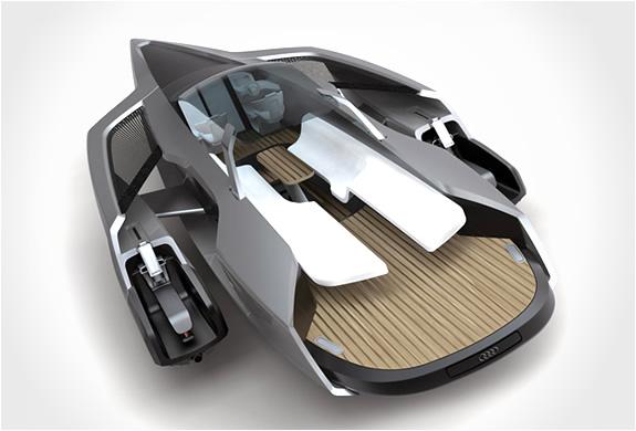 Audi Trimaran Yacht | Image