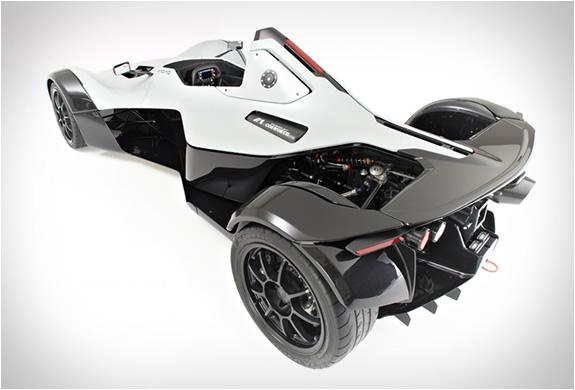 Bac Mono Road Legal Sports Car