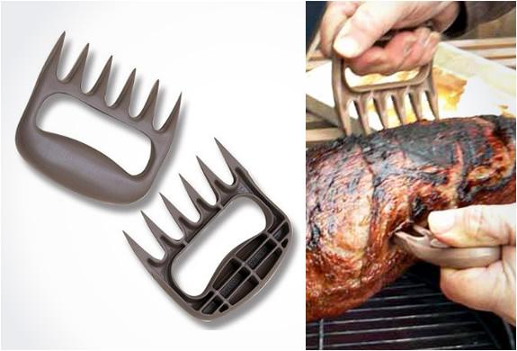 BEAR PAW MEAT HANDLER FORKS | Image