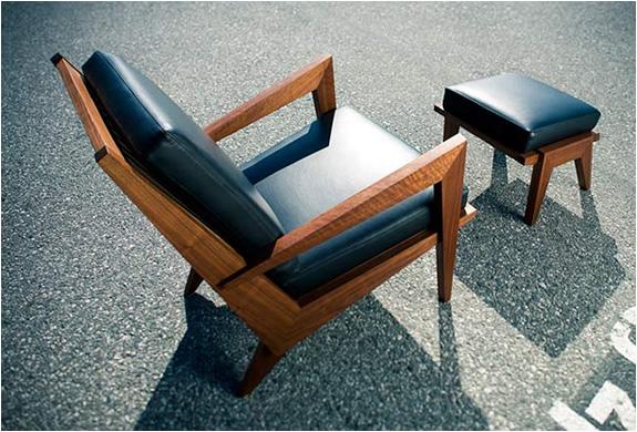 Boomerang Chair | By Kurt Dexel | Image