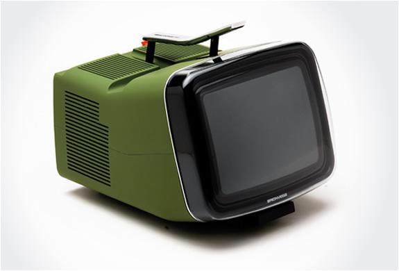 Brionvega Algol Tv | By Marco Zanuso | Image
