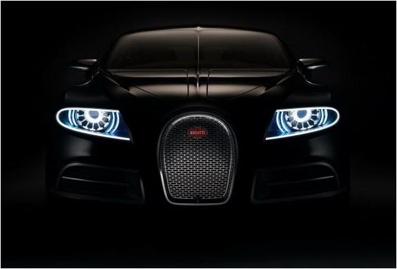 Bugatti 16c Galibier Concept | Image