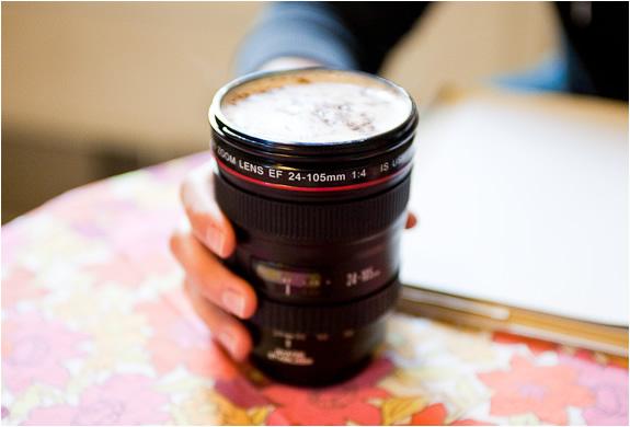 Camera Lens Mug | Image