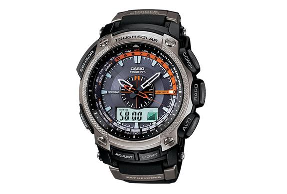 Casio Pathfinder Watches   Image
