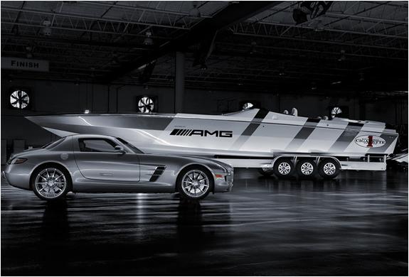 CIGARETTE RACING AMG | Image