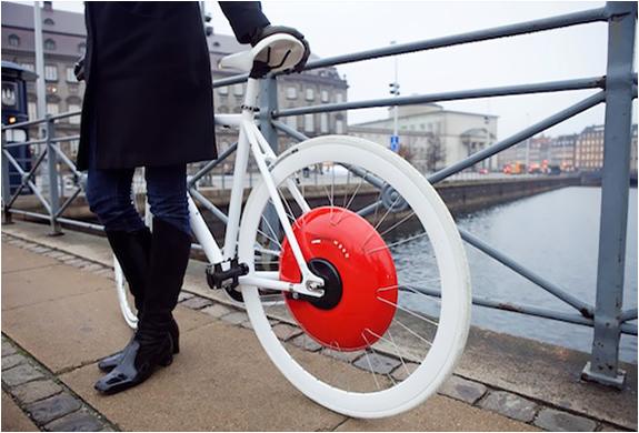 THE COPHENHAGEN WHEEL | Image