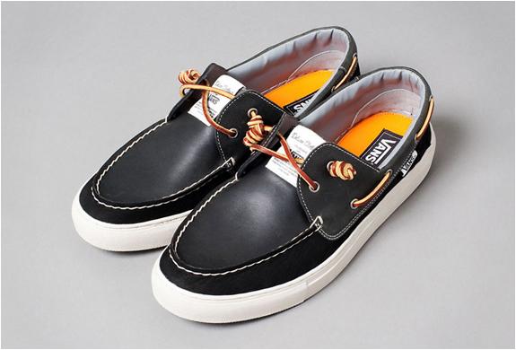 Deluxe X Vans Zapato Del Barco | Image