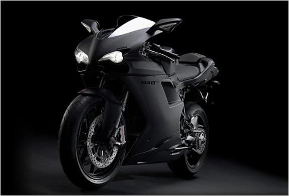 Ducati 848evo Dark Superbike | Image