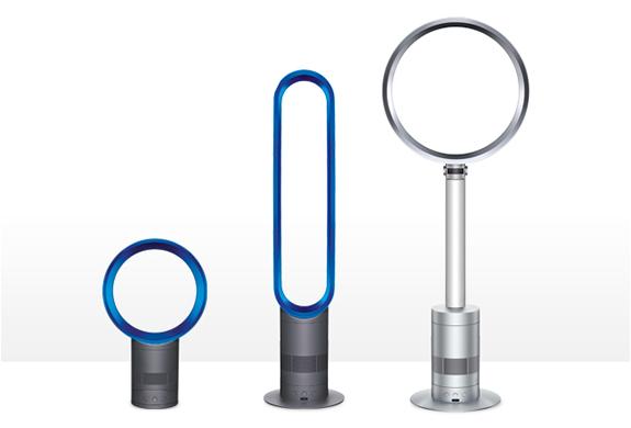 New Dyson Fans Range | Image