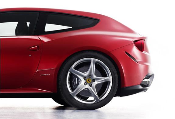 Ferrari Ff 2012 | Image