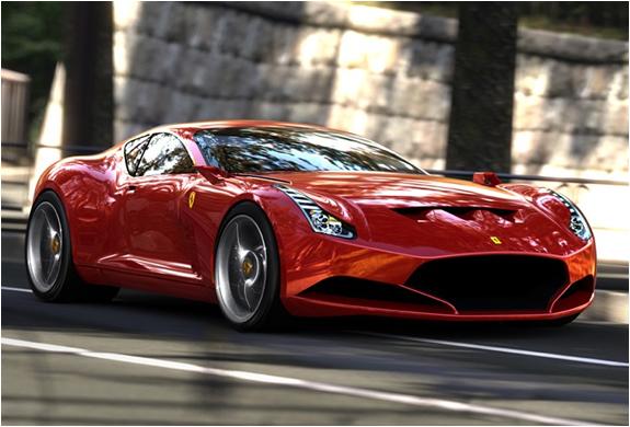 Ferrari 612 Gto Concept | Image