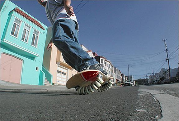 Flowboard | Revolutionary New Skate | Image