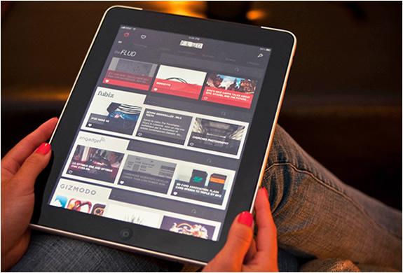 Flud App | For Ipad | Image