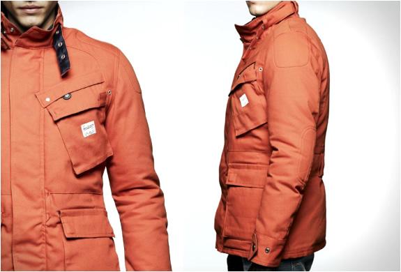 G-star Sandhurst Padded Jacket | Image