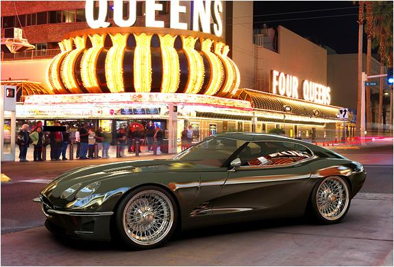 2012 growler e 21st century jaguar e type