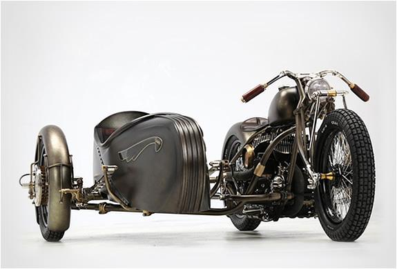 Harley Davidson Sidecar | Image