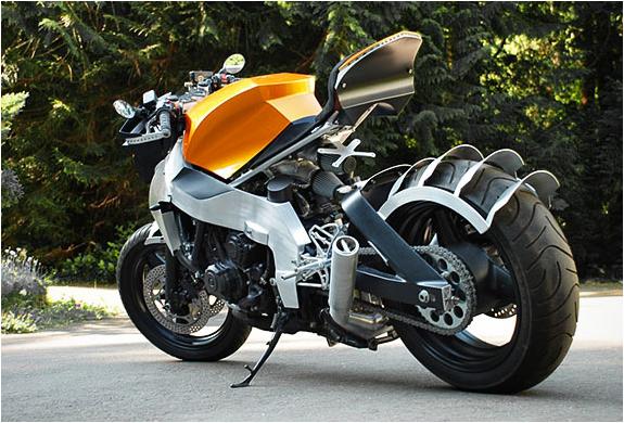 Honda Cbr 100f Custom Superbike | Image