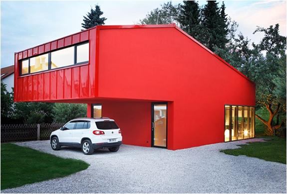 HOUSE V | BY JAKOB BADER ARCHITECTS | Image