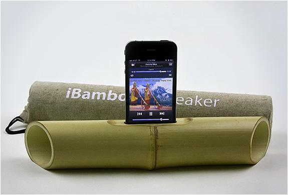 IBAMBOO SPEAKER | Image