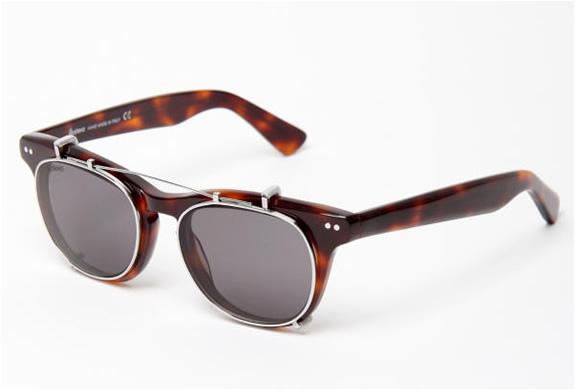 Illesteva Lenox Tortoiseshell Sunglasses | Image