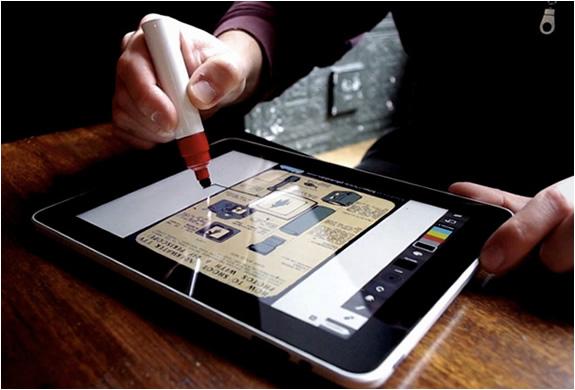 Ipad Scribbly Marker Pen | Image
