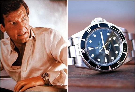 James Bond Rolex Submariner On Auction | Image