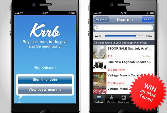 KRRB APP | Image