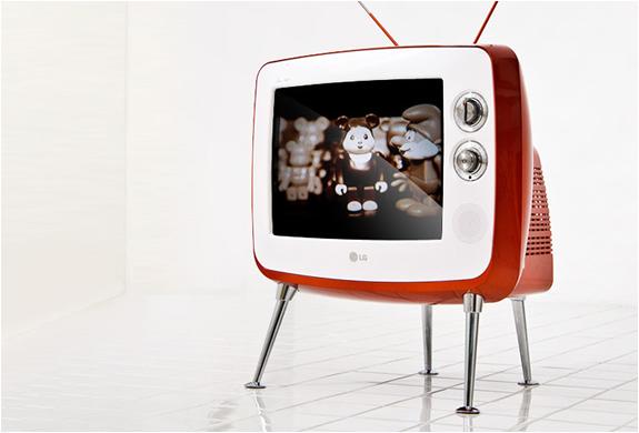 Lg Retro Classic Tv | Image